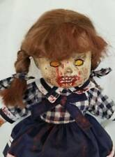 Ooak Handmade Demon Zombie Girl doll Gracie from the Grave