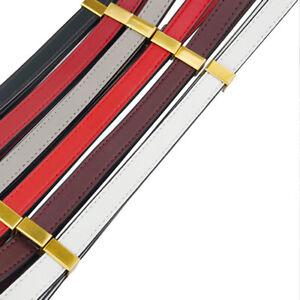 55'' Purse Bag Strap Crossbody Replacement Shoulder Handbag Faux Leather Belts