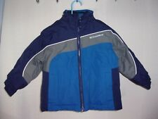 Pre-Owned Weatherproof Toddler Boys Blue Coat Size 2T