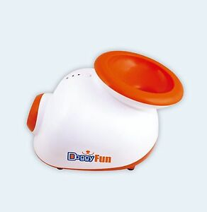 New Doggy Fun Interactive Dog Toy Ball Launcher for small dogs