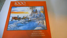 Country Reflections Puzzle by Greg Benson 1000 Pieces Sealed