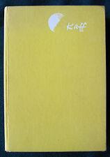 Arno Schmidt Kaff auch Mare Crisium Erste Ausgabe Stahlberg 1960