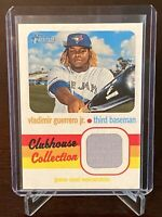 2020 Topps Heritage Vladimir Guerrero Jr. Clubhouse Collection Jersey Relic