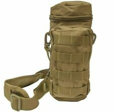 Pathfinder Water Bottle Bag Coyote Tan Large, High Performance 5x5x11 Synthetic