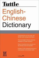 Tuttle English-Chinese Dictionary: [Fully Romanized] (Tuttle Reference Dic), Don