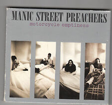 MANIC STREET PREACHERS - motorcycle emptiness CD single