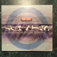 SUB ZERO: The Essential Chill Out Collection Various artists CD Digipak