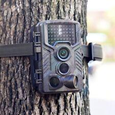 16MP Cámara de Caza 1080P HD Trail Cámara con PIR Infrarrojo Sensor Movimiento