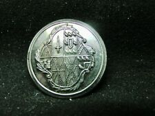 Unknown Women'S Coa Widow Lozenge #5 25mm S/P Livery Button Tipson/Newby c1860