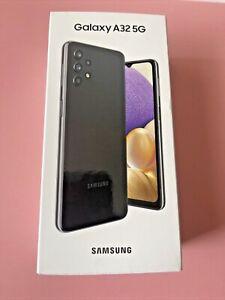 Samsung Galaxy A32 5G - 64GB - Awesome Black (T-Mobile) (Single SIM) - Brand New