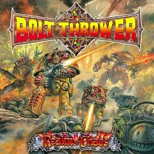 BOLT THROWER - REALM OF CHAOS - NEW RED VINYL LP