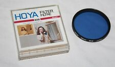 Hoya -  55mm 80B Blue Colour Conversion Filter - Case/vgc