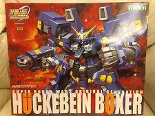 Super Robot Wars OG RTX-011AMB Huckebein Mk-III Boxer Plastic Model Kotobukiya