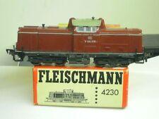 Fleischmann 4230 Diesellok V 100 2181 der DB Ep.3, Lok d.BW Nördlingen, bespielt