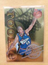 1996-97 Skybox NBA Hoops #29 Rookie Insert Jerome Williams RC Rookie Pistons