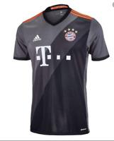 ADIDAS  Men's FC Bayern Munich Away Soccer Jersey 2016/17 AZ4656