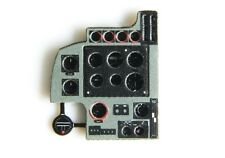 BLENHEIM MK I PHOTOETCHED, COLORED INSTRUMENT PANEL TO AIRFIX #7218 1/72 YAHU