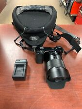 Sony Alpha A6000 24.3 MP Digital Camera with FE 4/24-70 Sony Lens