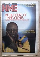 NME 9 JUL 1983 CURTIS MAYFIELD DEVOTO KILLING JOKE YAZOO RESIDENTS RICKIE LEE JO