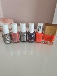 Essie Nails Inc Polish Varnish Bundle
