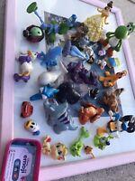 Disney / Pixar Job Lot Bundle Of Toy Figures Nintendo Belle Dory Good Dino Toys