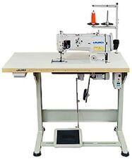 JUKI DNU 1541 + SERVO + TABLE SEWING MACHINES FOR HARD
