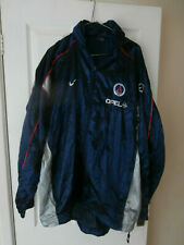 Men'S Cagoule Jacket By Nike: For Paris St Germain Club: By Nike Size Xl