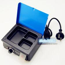 New Dental Lab Equipment Wax Heater 3-well Wax Heating Analog Dipping Pot JT-15