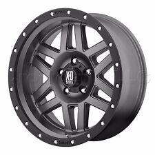 KMC XD SERIES 17 x 8.5 Xd128 Wheel Rim 5x150 Part # XD12878558400
