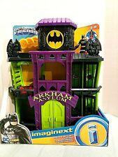 Imaginext DC Super Friends Batman Arkham Asylum Playset Fisher Price Brand NIP