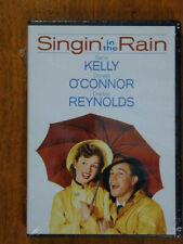 Singin' In The Rain 1952 Dvd New Sealed Debbie Reynolds Gene Kelly Best Musical!