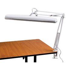 Fluorescent Desk Table Lamp Light Drafting Drawing Alvin Tri-fluorescent Task