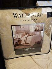 Waterford Britt King Comforter Set Brand New In Package $130 below retail
