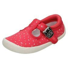 34 Scarpe in tela rosa per bambine dai 2 ai 16 anni