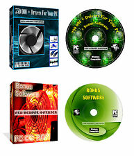 Drivers Collection For All Windows Automatic Drivers Finder + Bonus Software Pac