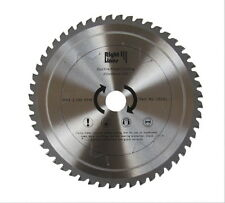 TCT Circular Saw Disc Blade For Cutting Ductile Metal & Mild Steel. 254mm. 52T