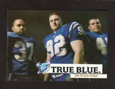 Buffalo Bulls--2005 Football Pocket Schedule--Pepsi
