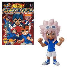 Inazuma Eleven Mini Figure Gekito Harley Kane Jōsuke Tsunami Anime Manga