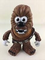 Mr Potato Head Poptaters Star Wars Chewbacca 2016 Removable Parts Toy Hasbro