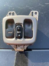 2000-2005 Toyota Celica Master Power Window Control Switch Lock, OEM Tested Grey