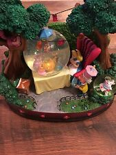 Disney Store Alice in Wonderland Mad Hatter's Tea Party - NEW  Unbirthday RARE