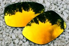 New Orange Gold Polarized Replacement Sunglass Lenses for Oakley Jupiter Squared