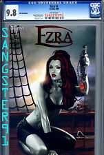 Ezra #1 (CGC 9.8) Red Foil Edition Cover By Greg Horn