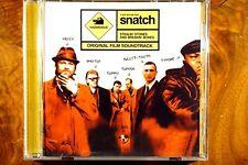 Snatch, Stealin' Stones And Breakin Bones - Original Film Soundtrack -  VG, CD
