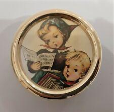 Alte Hummel-Imitat Spieldose Spieluhr ?Guten Abend gute Nacht