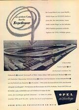 Opel-Rekord-VI-1954-Reklame-Werbung-genuine Advert-La publicité-nl-Versandhandel