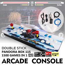 Pandora Box 6s 1500 in 1 Retro Video Games Double Players Stick Arcade Console