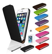 Handyhüllen & -taschen aus Kunstleder für das Apple iPhone