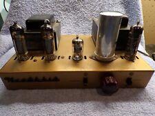 Heathkit UA-1 Tube Amplifier