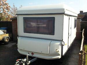Rapido Orline Folding Caravan
